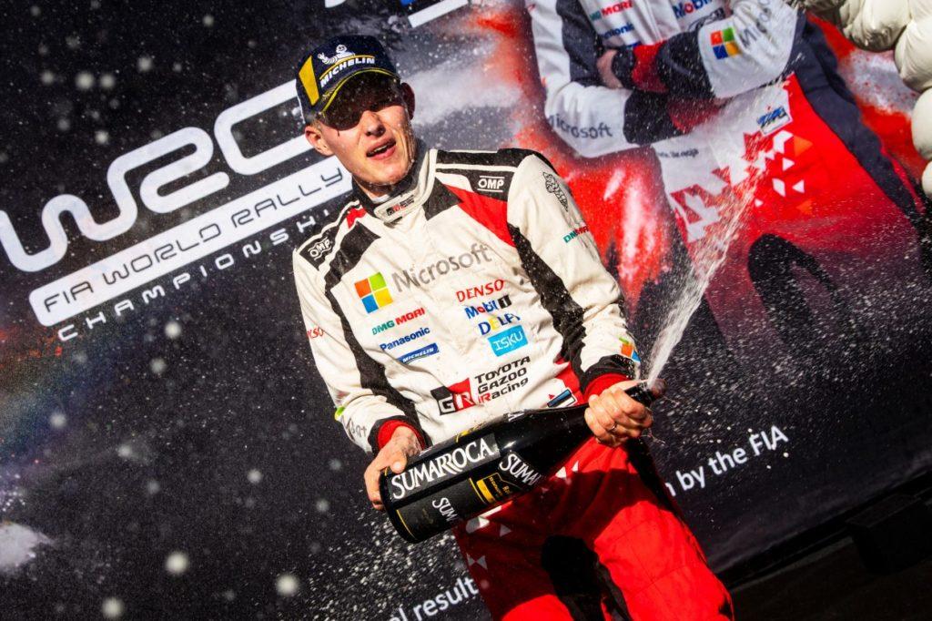 WRC | Ott Tänak passa in Hyundai dal 2020