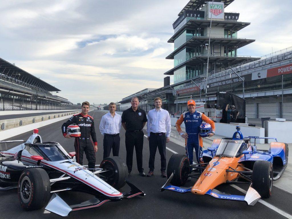 Indycar | Power e Dixon soddisfatti del primo test col nuovo aeroscreen