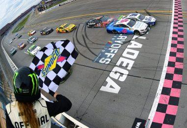 NASCAR | Blaney vince al fotofinish su Newman a Talladega!