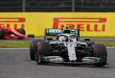 F1 | GP Giappone: vince Bottas, Mercedes Campione Costruttori per la sesta volta di fila
