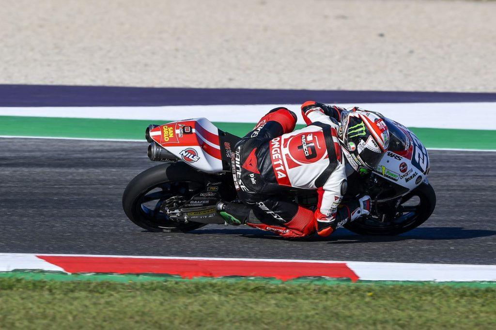 Moto3 | GP Giappone: Niccolò Antonelli in pole position, SIC58 sugli scudi