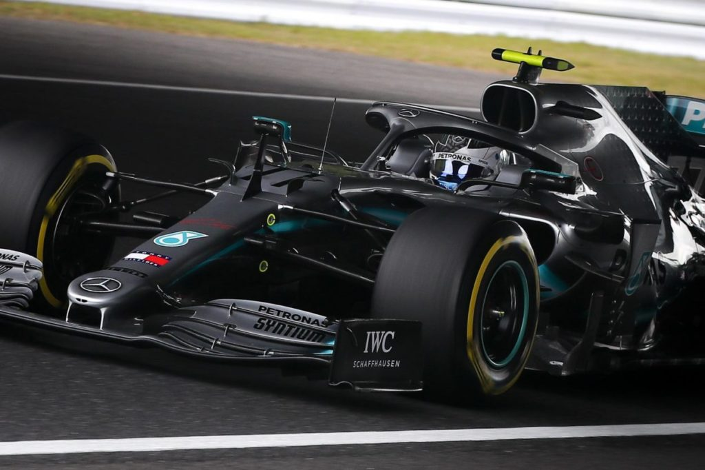 F1 | GP Giappone, FP2: Valtteri Bottas in pole position provvisoria