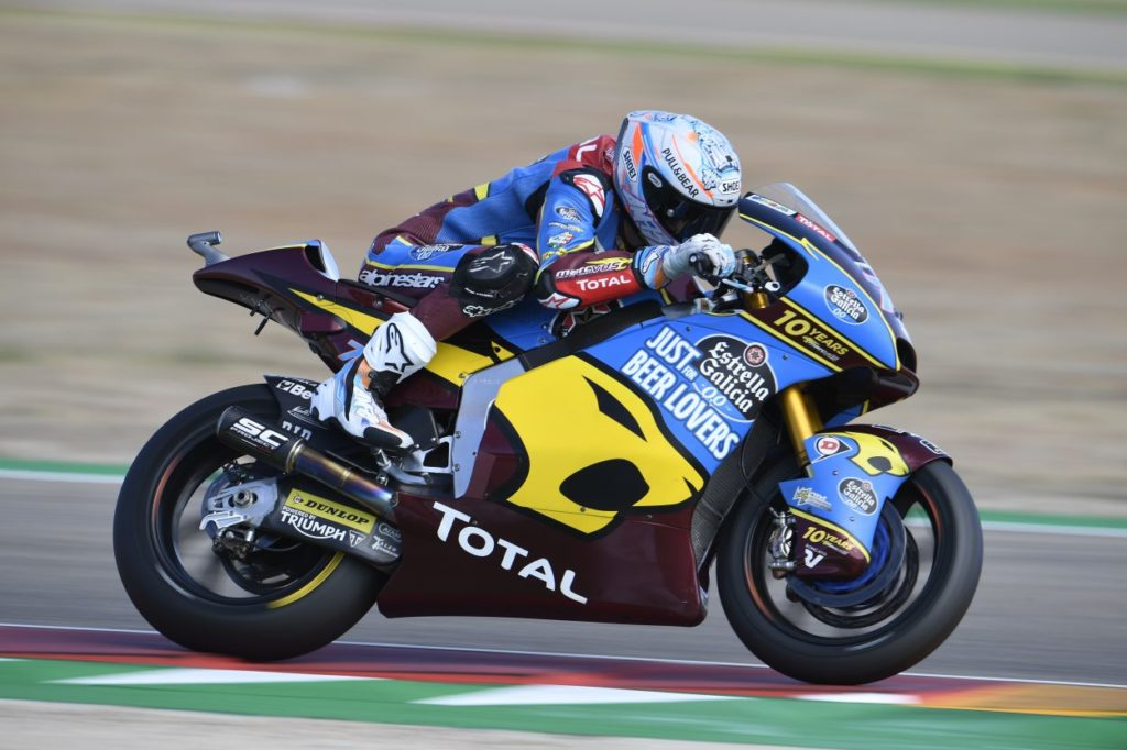 Moto2   GP Thailandia: Álex Márquez sigla un'altra pole position