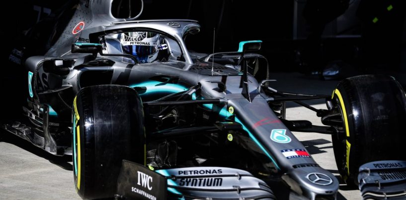 """<span class=""""entry-title-primary"""">F1   GP Giappone, FP1: Bottas ed Hamilton ok, Hagibis """"cancella"""" il sabato</span> <span class=""""entry-subtitle"""">Le Mercedes davanti a tutti nella prima sessione di prove libere</span>"""