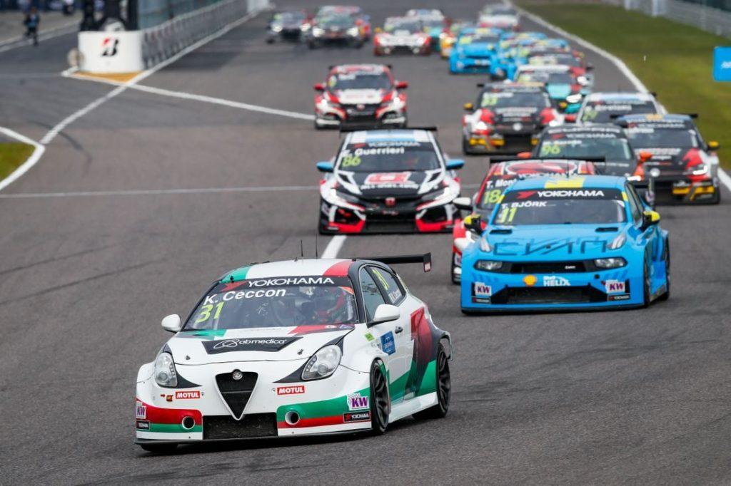WTCR | GP Giappone: Ceccon e Monteiro penalizzati in gara-3, Björk sul podio