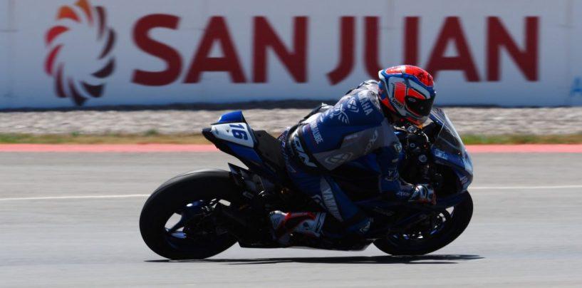 """<span class=""""entry-title-primary"""">GP Argentina, SSP600: Jules Cluzel vince di nuovo al Villicum</span> <span class=""""entry-subtitle"""">Il duello tra Caricasulo e Krummenacher permette al francese di tenere i giochi aperti per il titolo</span>"""