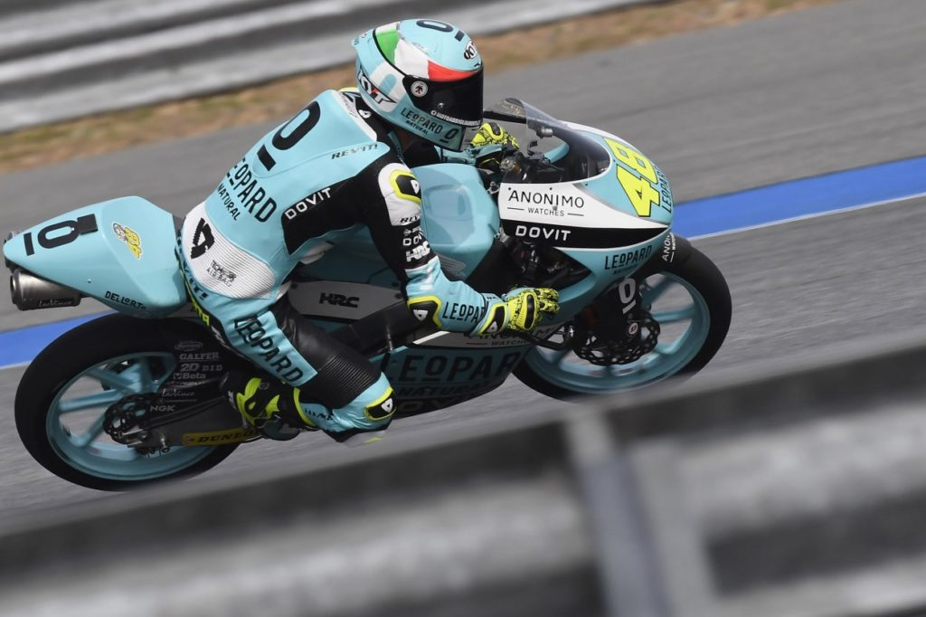 Moto3 | GP Australia: Lorenzo Dalla Porta vince ed è campione del mondo
