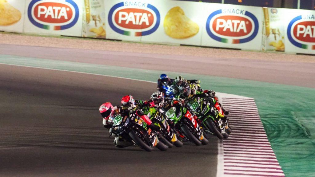 GP Qatar, SSP300: Scott Deroue vince al photofinish ed è vicecampione dietro Gonzalez