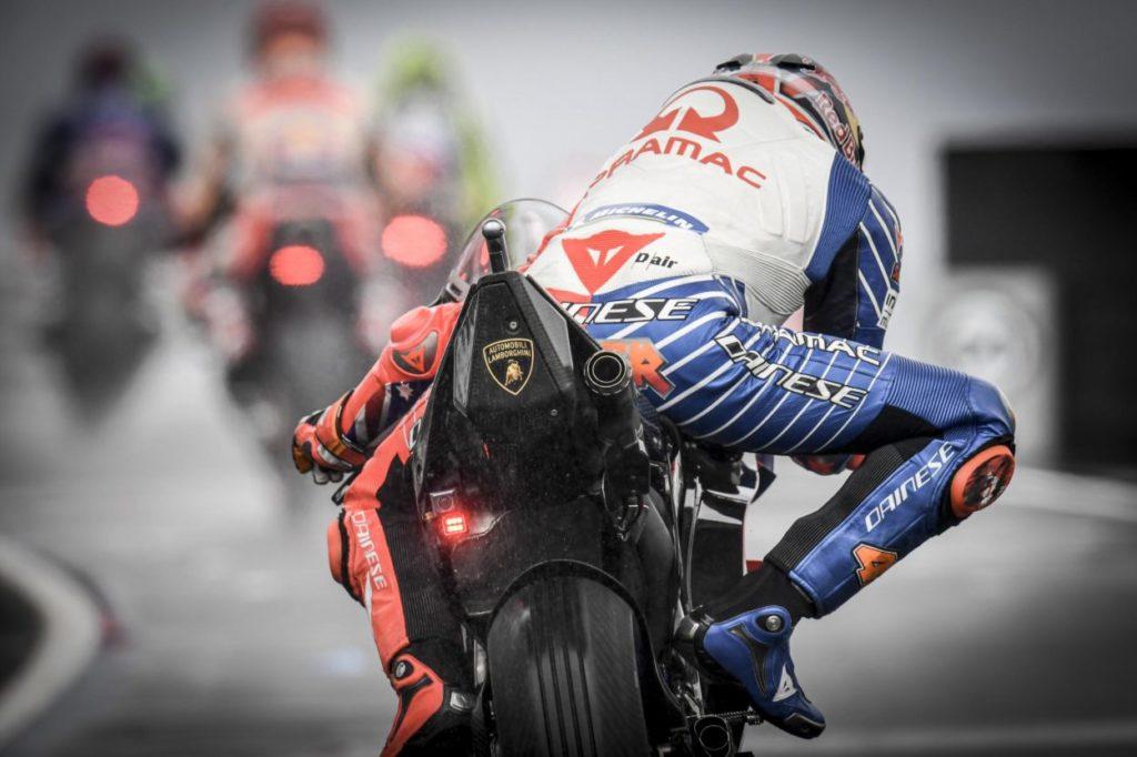 MotoGP | GP Australia: qualifiche rimandate per le condizioni meteo e della pista