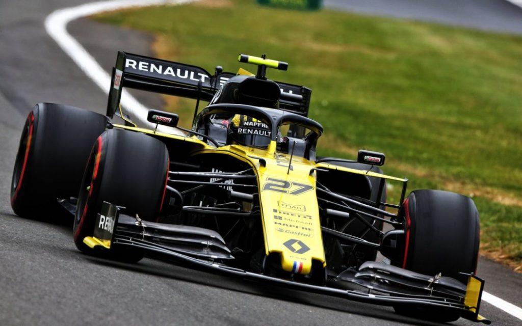 F1   GP Giappone, reclamo Racing Point contro Renault per il sistema di bilanciamento freni