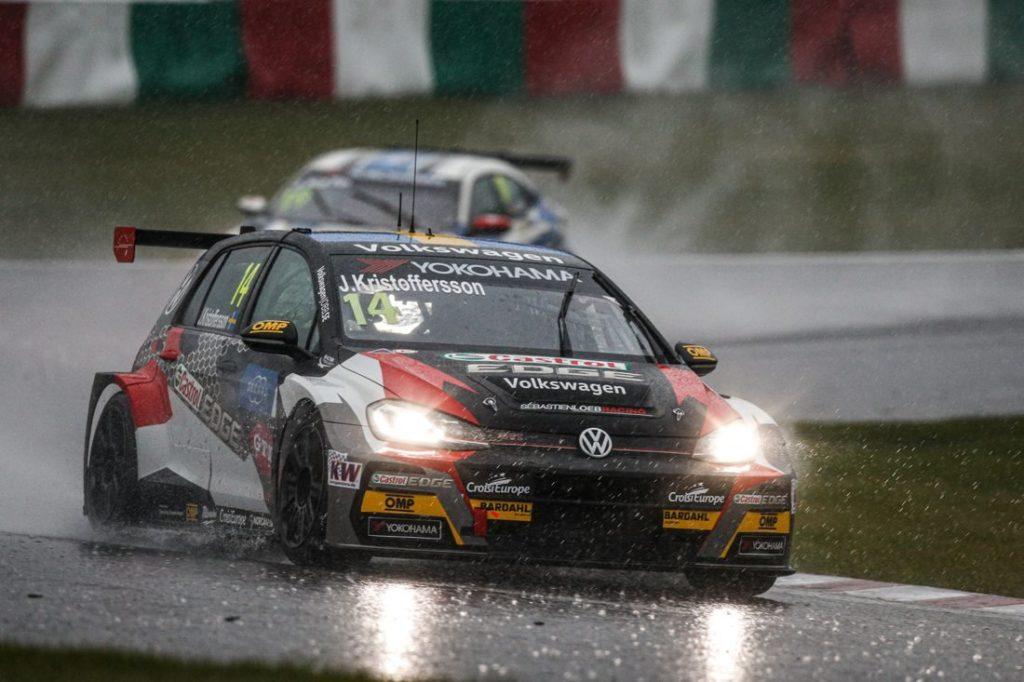 WTCR   GP Giappone: Johan Kristoffersson centra la seconda pole position