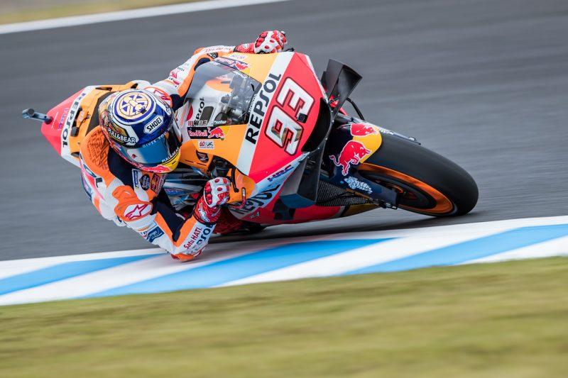MotoGP | GP Giappone: Marc Marquez conquista anche la terra del Sol Levante