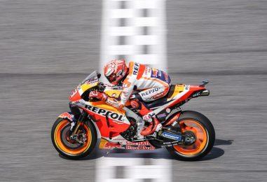 MotoGP | GP Thailandia: vittoria e ottava perla iridata per Marc Márquez