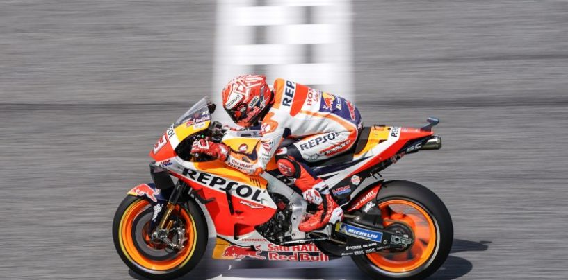 """<span class=""""entry-title-primary"""">MotoGP   GP Thailandia: vittoria e ottava perla iridata per Marc Márquez</span> <span class=""""entry-subtitle"""">Lo spagnolo suggella il suo ottavo alloro vincendo un duello con Quartararo. Viñales terzo, poi """"Dovi""""</span>"""