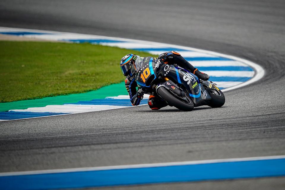 Moto2 | GP Giappone: Luca Marini conquista la sua terza pole position