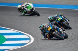 Moto2 | GP Thailandia: Luca Marini riporta l'Italia davanti nella classe di mezzo