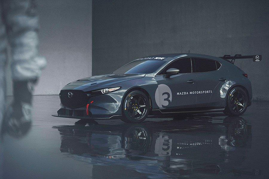 WTCR | Presentata la Mazda 3 TCR