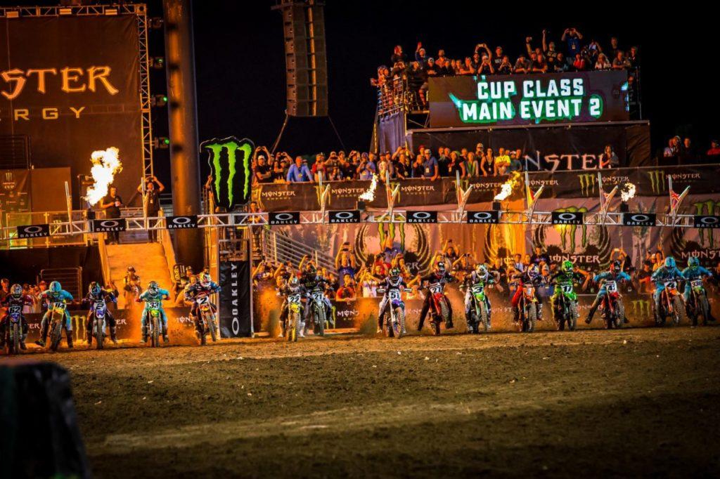 Supercross | Tim Gajser contro Eli Tomac nella Monster Energy Cup