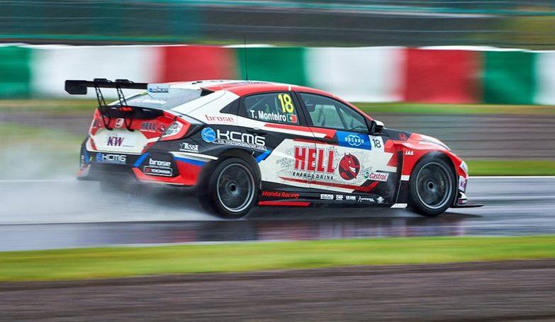WTCR   GP Giappone: prima pole per Monteiro sotto il diluvio, tripletta Honda