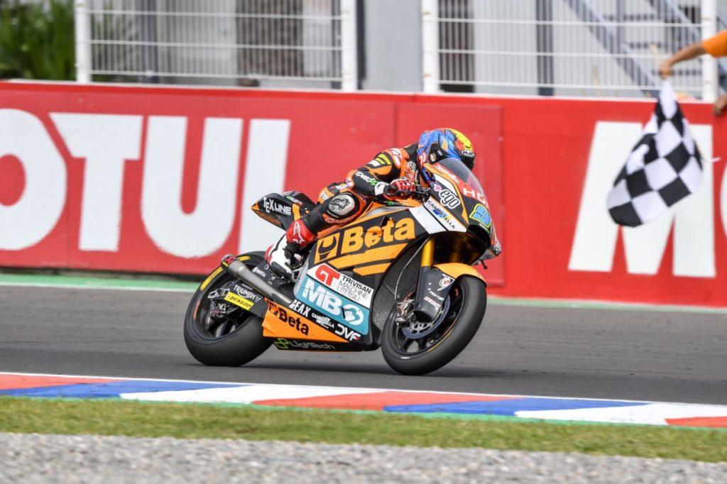 Moto2 | GP Australia: Jorge Navarro porta la Speed Up in pole position