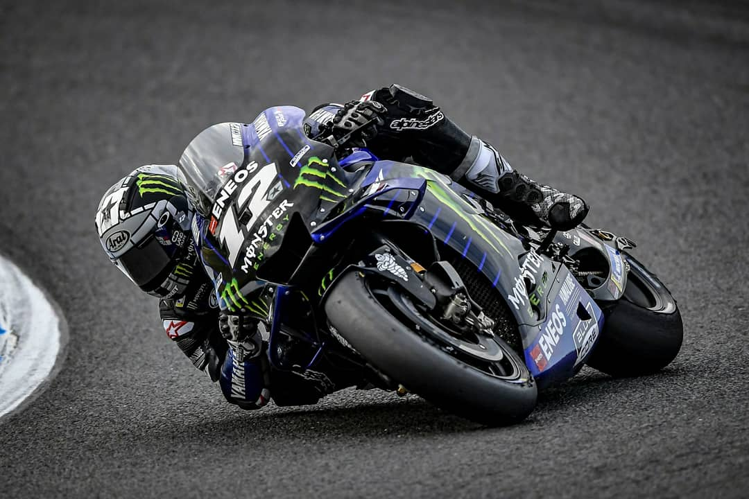 MotoGP | GP Australia: Viñales indomabile, ottima qualifica per le Yamaha