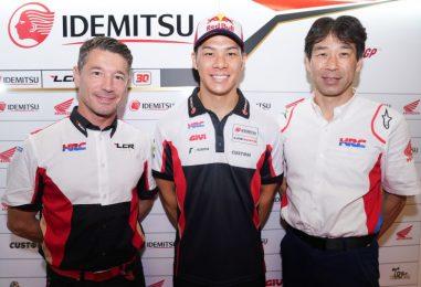 MotoGP | Takaaki Nakagami rinnova con Honda LCR per il 2020