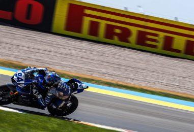 GP Argentina, SSP600: prima pole position di Corentin Perolari