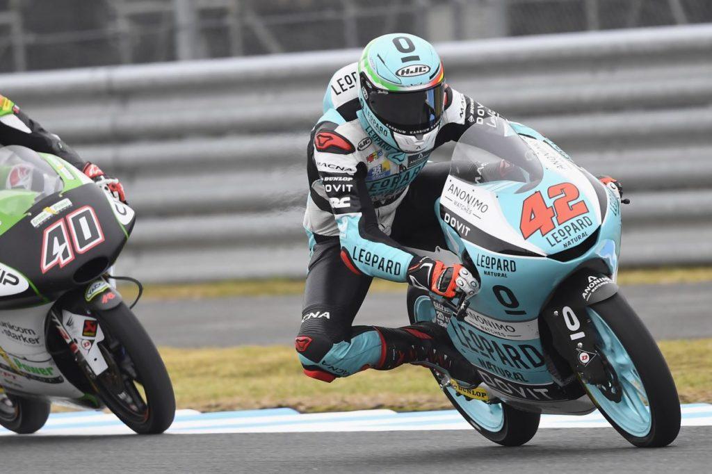 Moto3 | GP Australia: Marcos Ramírez sigla la prima pole position