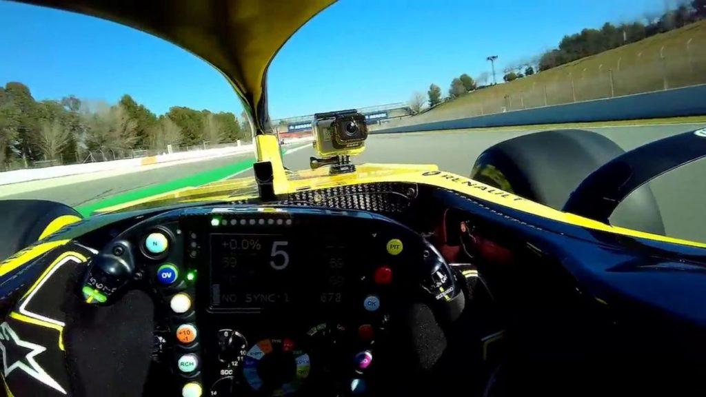 F1 | Il brake balance incriminato della Renault presente già da febbraio? 3