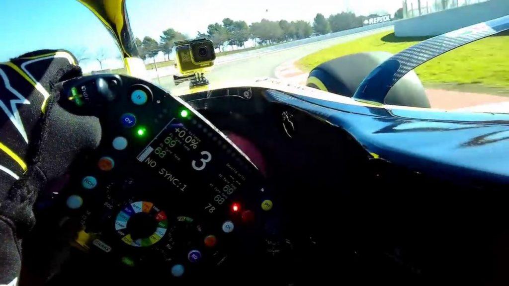 F1 | Il brake balance incriminato della Renault presente già da febbraio? 4