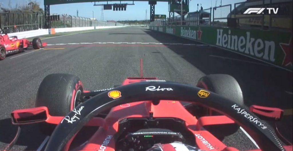 F1   GP Giappone, il via al microscopio: errore di Vettel non fatale, Bottas è una fionda 2