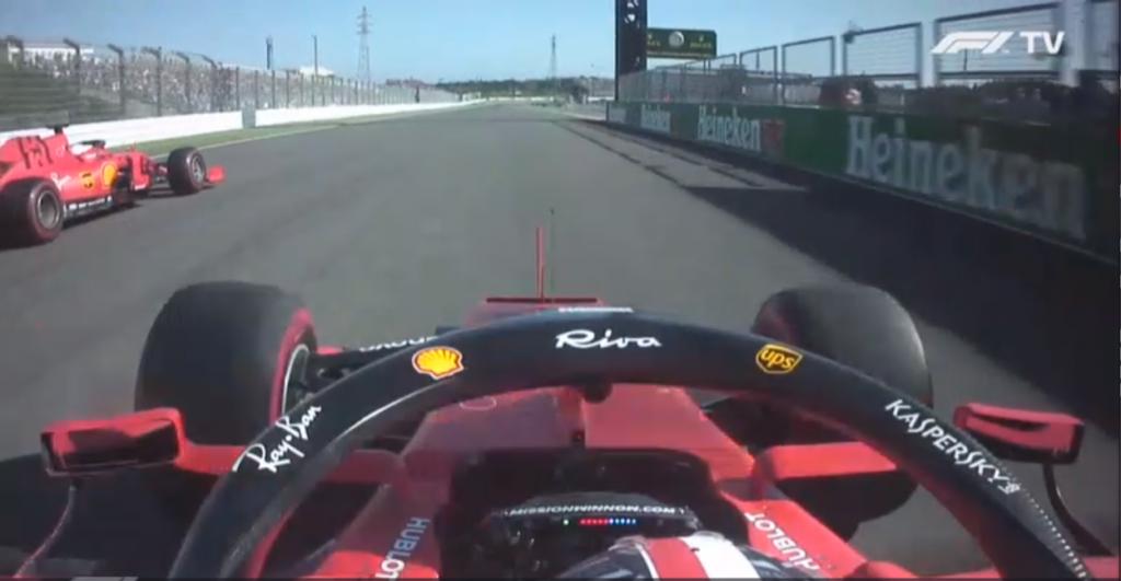 F1   GP Giappone, il via al microscopio: errore di Vettel non fatale, Bottas è una fionda 3