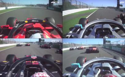 F1 | GP Giappone, il via al microscopio: errore di Vettel non fatale, Bottas è una fionda