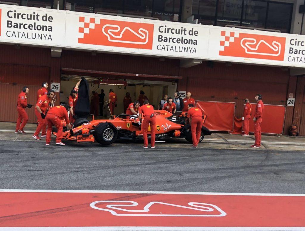 F1 | Conclusa la due giorni di test Pirelli a Barcellona