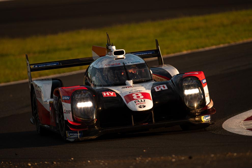 WEC   Fuji: Toyota #8 in pole, tra le GTE comanda Porsche