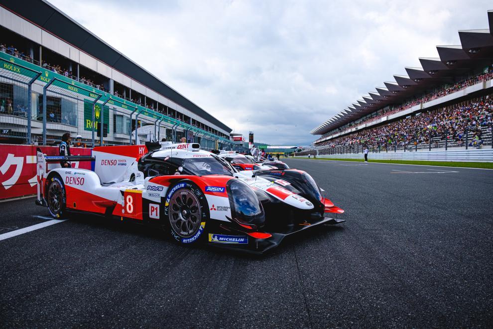 WEC | Fuji: dominano Toyota #8 e Aston Martin #95