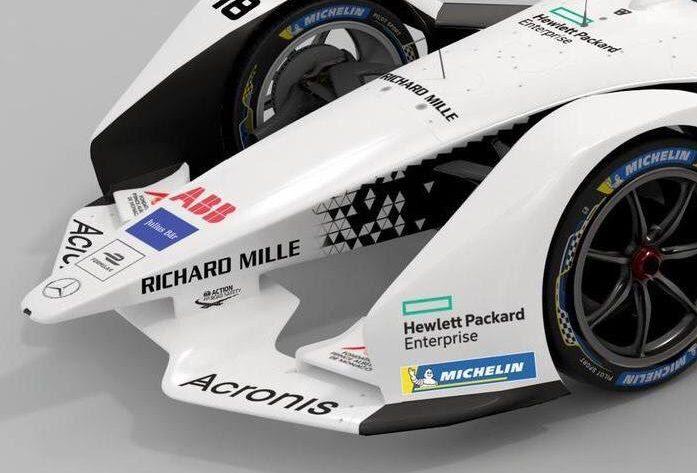 Formula E | Powertrain Mercedes per il team Venturi