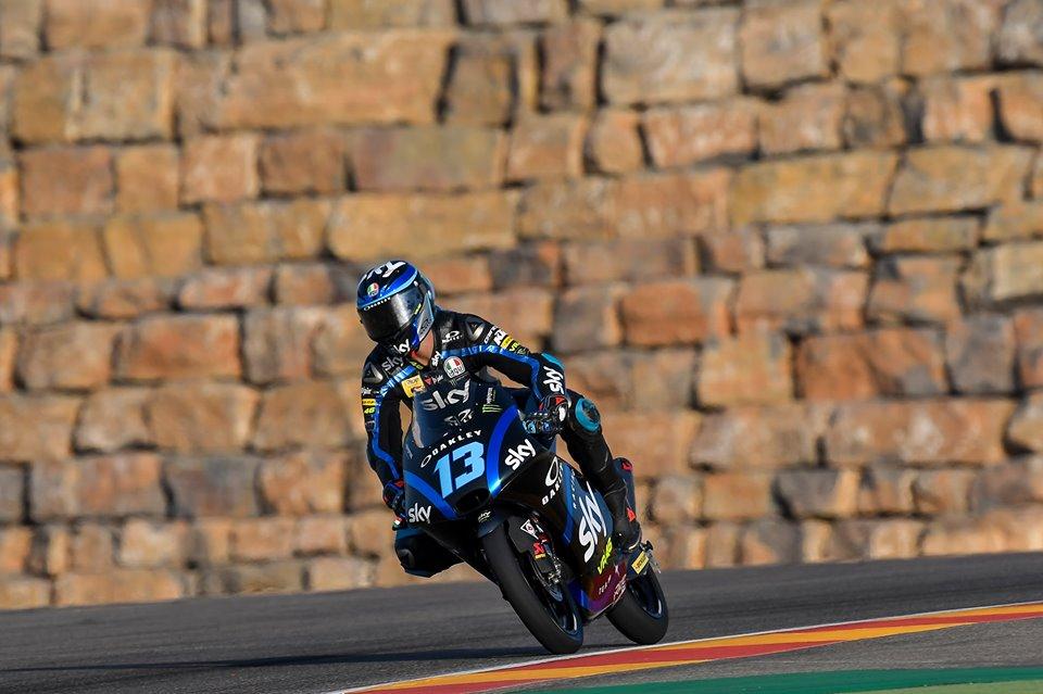 Moto3 | GP Thailandia: Celestino Vietti in pole position