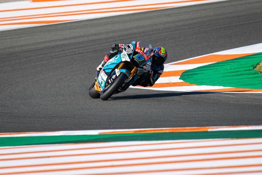 Moto2 | GP Comunità Valenciana: Jorge Navarro conquista la pole position