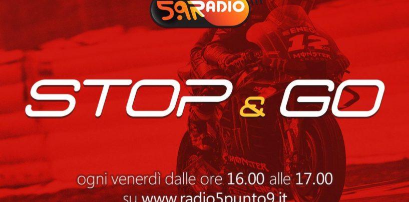 """<span class=""""entry-title-primary"""">""""Stop&Go"""" live venerdì 29 novembre alle ore 16:00 su Radio 5.9</span> <span class=""""entry-subtitle"""">La trasmissione di P300 in diretta fino alle 17</span>"""