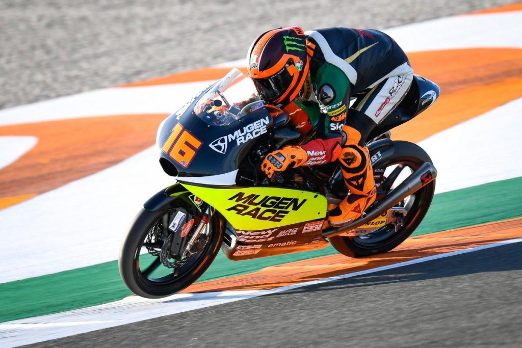 Moto3 | GP Comunità Valenciana: Andrea Migno alla prima pole position