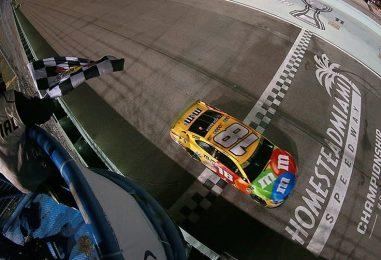 NASCAR | Kyle Busch fa la gara perfetta e conquista il secondo titolo in carriera!