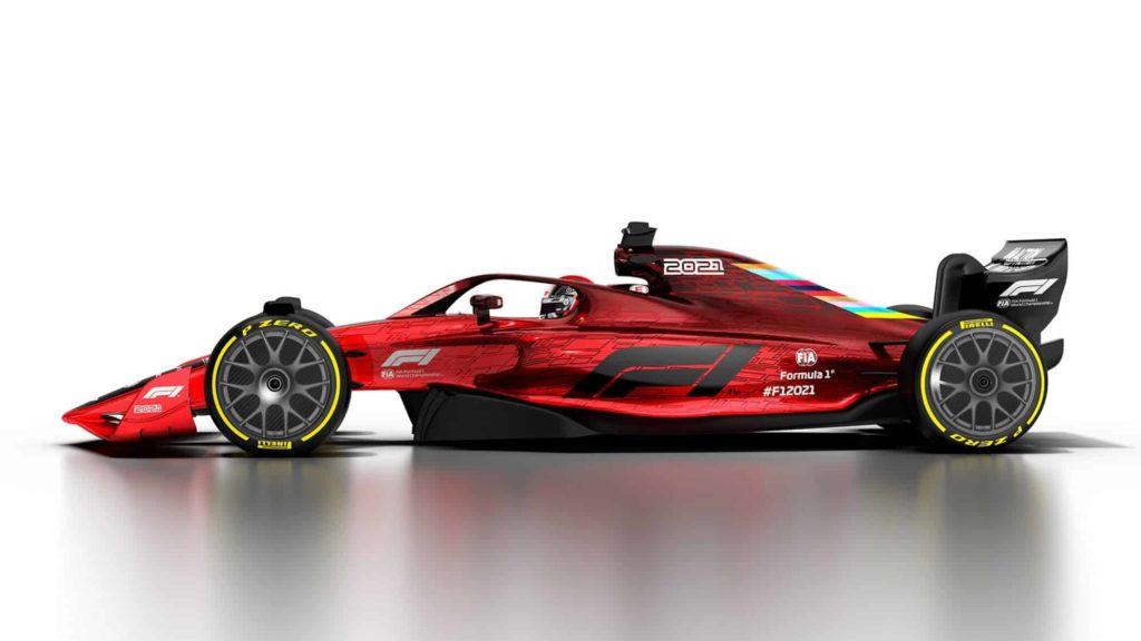 F1   2021, regolamento tecnico rivisto. La storia, la struttura e le novità 11