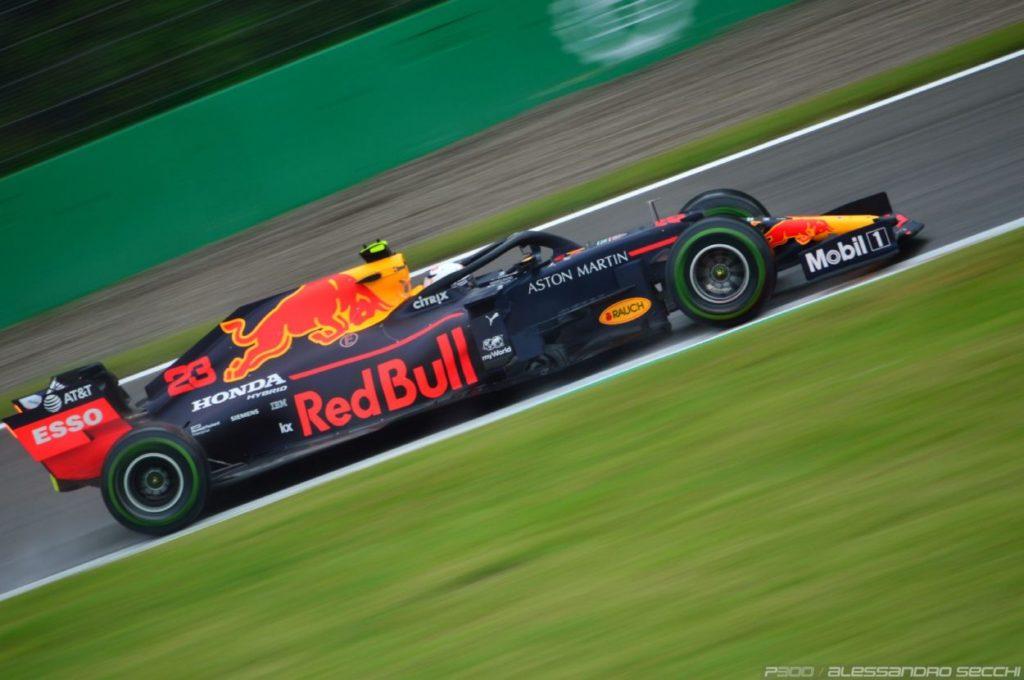 F1   GP Brasile, FP1: Albon al top col botto nel bagnato di Interlagos