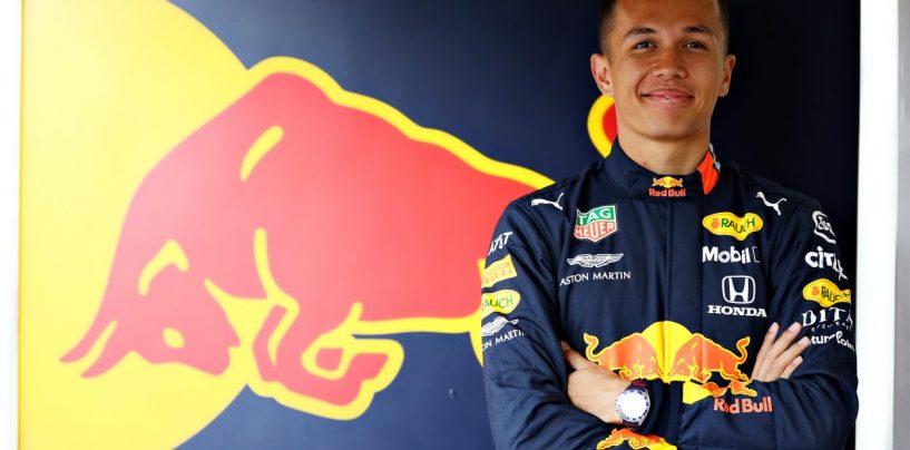 "<span class=""entry-title-primary"">F1 | Alexander Albon affiancherà Max Verstappen in Red Bull nel 2020</span> <span class=""entry-subtitle"">L'anglo-thailandese ha convinto Helmut Marko e Chris Horner</span>"