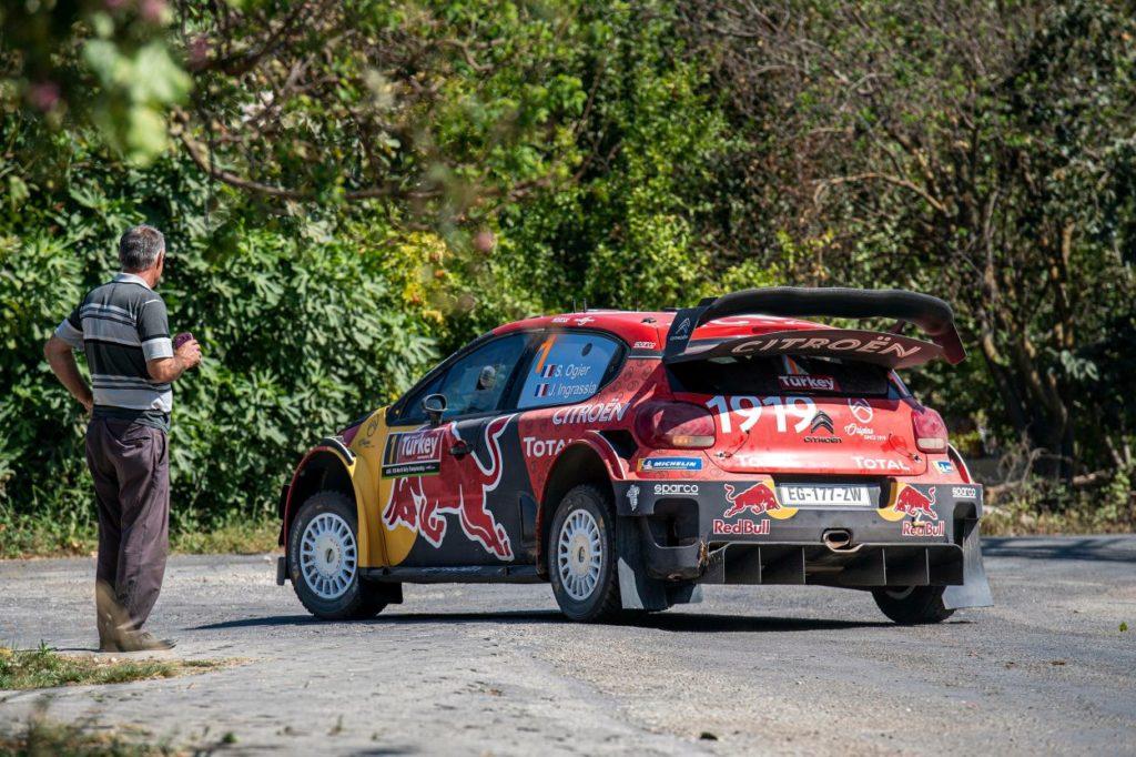 WRC | Citroën chiude il suo programma ufficiale