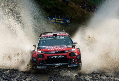 WRC | Citroën non aderirà ai regolamenti 2022