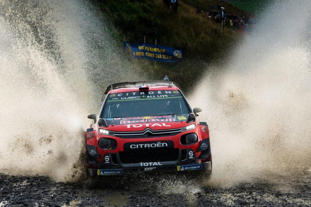 WRC   Citroën non aderirà ai regolamenti 2022