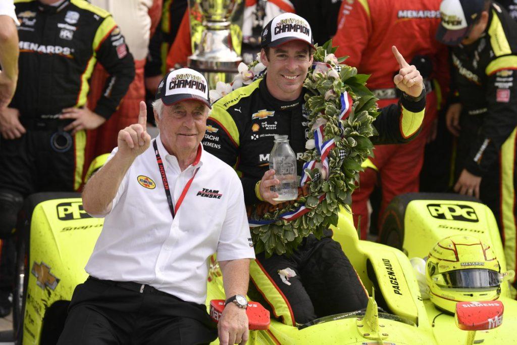 Indycar | Roger Penske compra la Indycar e l'Indianapolis Motor Speedway