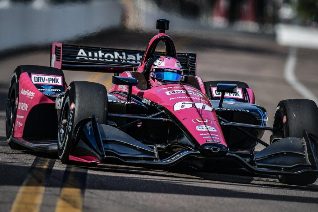 Indycar | Harvey e Meyer-Shank Racing disputeranno l'intero campionato 2020